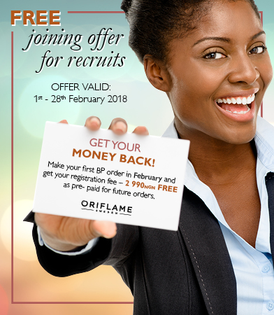Join Oriflame